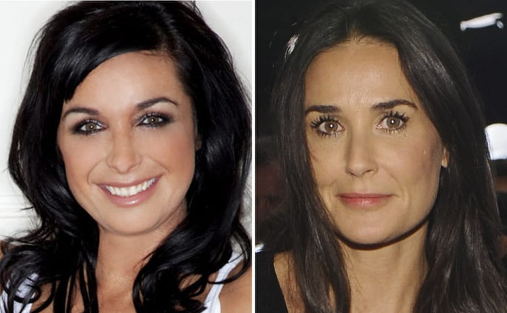 lisa connell demi moore