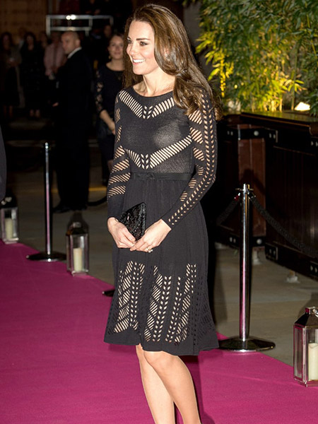 20 Times Kate Middleton Showed Off More Than She Should ...
