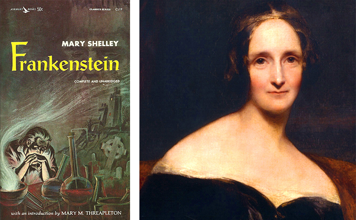 prometheanism in the novel frankenstein by mary shelley
