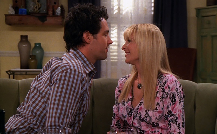 did any of the cast of friends hook up in real life