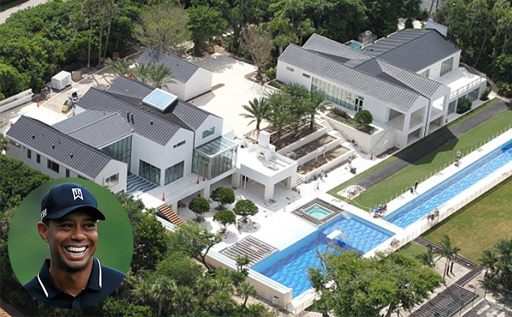 incredibly lavish celebrity homes - page 6 of 31