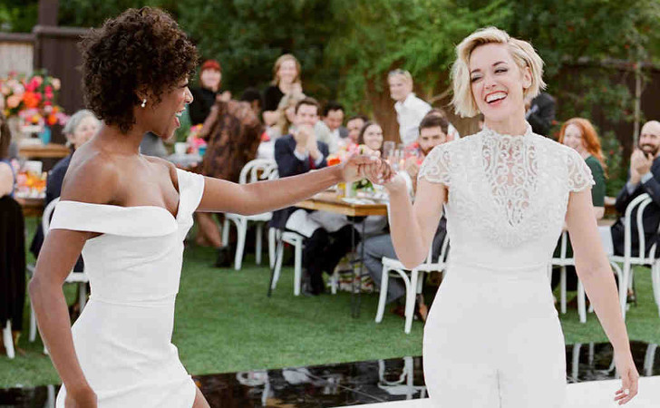 Samira Wiley And Lauren Morelli Had An Amazing Wedding