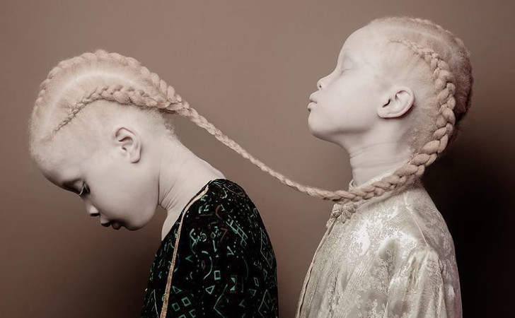 hair together