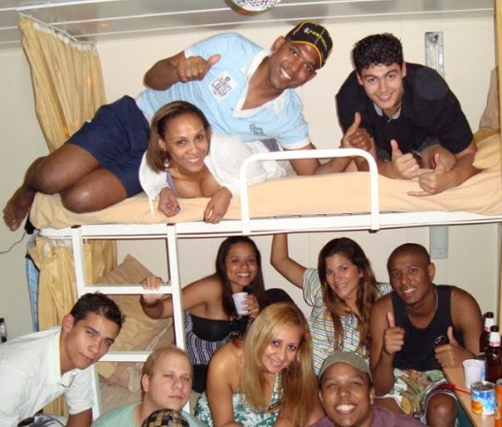 Behind The Scenes Of Cruise Ships Secrets Accidents And Stories - Cruise ship crew quarters