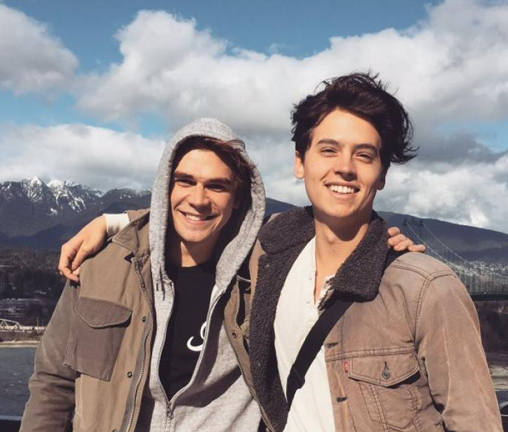 Riverdale's K J  Apa Suffers Dangerous Car Accident After