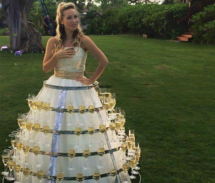 Ugliest Celeb Wedding Dress: These Brides Have The Weirdest, Most Bizarre Wedding