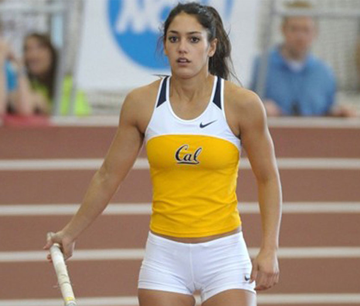 Allison Stokke Latest News Photos And Videos: This Candid Picture Turned This Young Woman Into A Viral