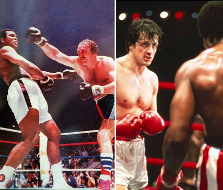 rocky boxing and american dream Everyone and his mother knows the story of philadelphia down-and-outer rocky balboa and his miracle long-shot at boxing american experience, an american dream.