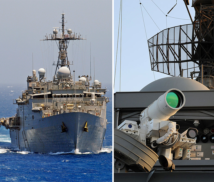 The Biggest And Baddest Ships In The U.S. Navy's Arsenal