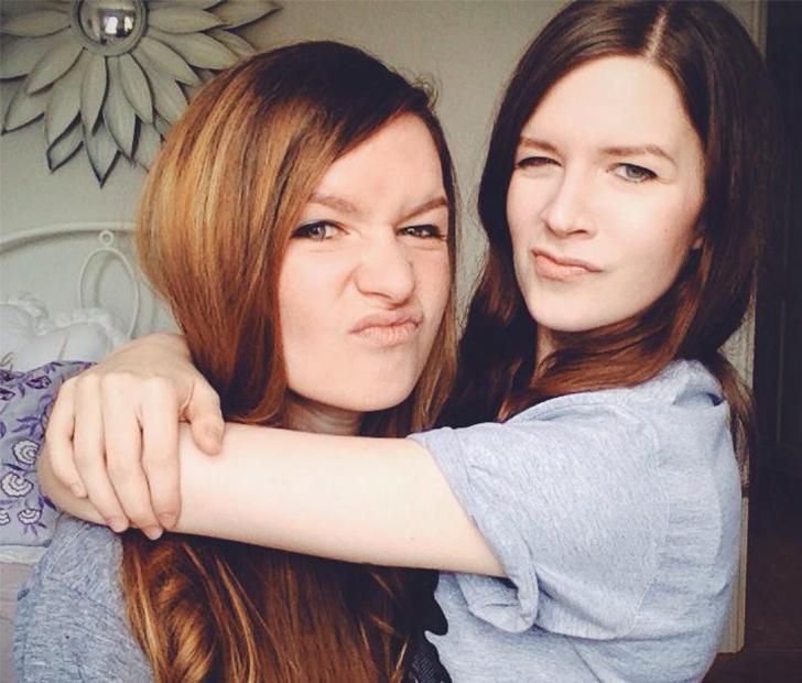 Lesbian sisters incest