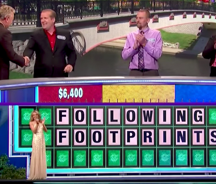 No Need To Spend A Fortune On These: No One Could Figure Out Why This Contestant On Wheel Of