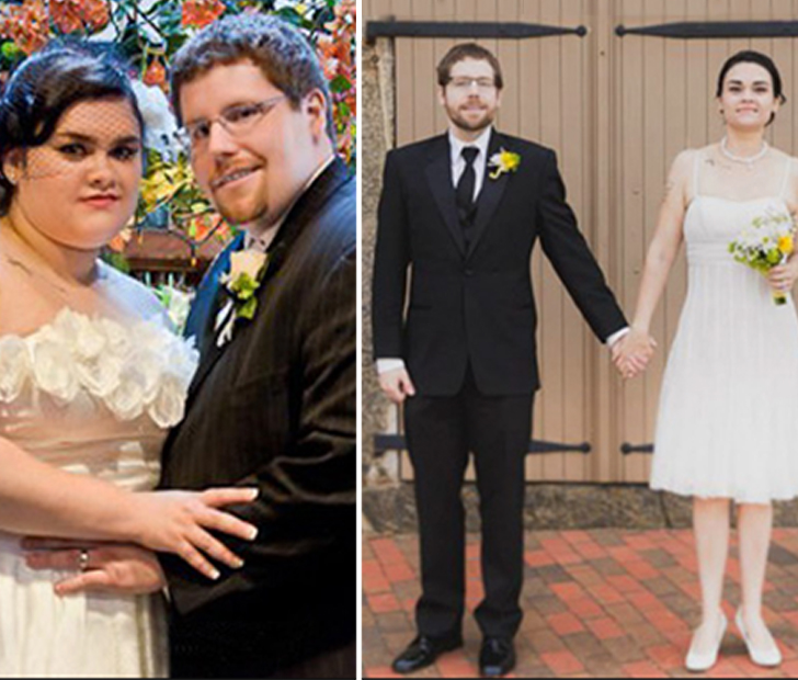 these couples are unrecognizable after extreme weight loss health