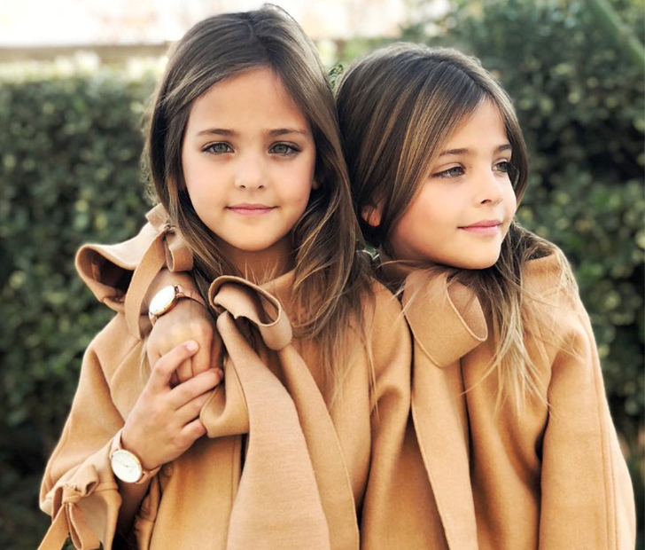 The Most Beautiful Twins In The World Are Now Famous ...